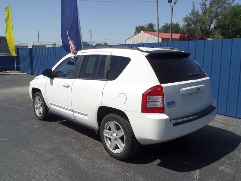 2010 Jeep Compass for sale at Easy Credit Auto Sales, Inc. in Wichita KS