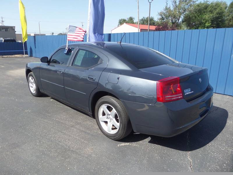 2008 Dodge Charger for sale at Easy Credit Auto Sales, Inc. in Wichita KS