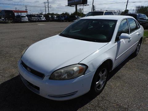 2006 Chevrolet Impala for sale in Montgomery, AL