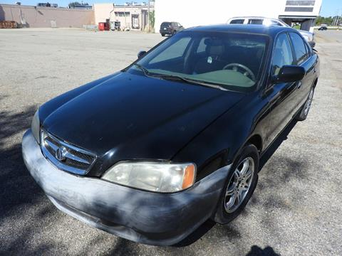 2001 Acura TL for sale in Montgomery, AL