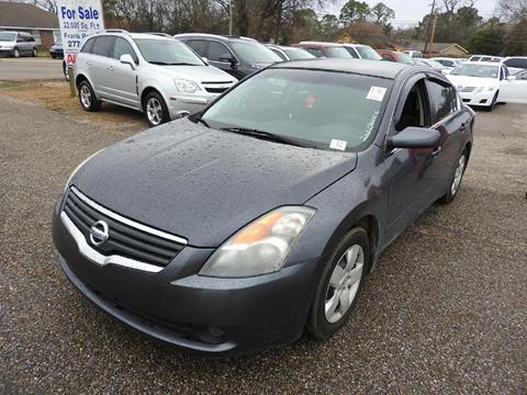 Wonderful 2007 Nissan Altima For Sale In Montgomery, AL