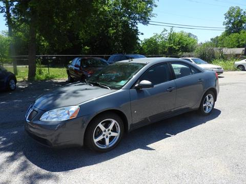 2008 Pontiac G6 for sale in Montgomery, AL