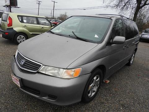 1999 Honda Odyssey for sale in Montgomery, AL