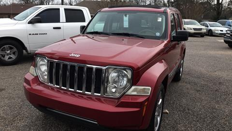 2010 Jeep Liberty for sale in Montgomery, AL