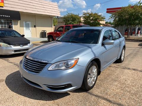 2013 Chrysler 200 for sale in Montgomery, AL