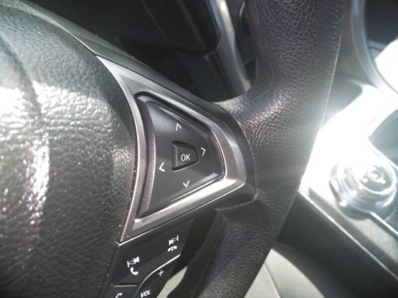 2017 Ford Fusion SE 4dr Sedan - Montgomery AL