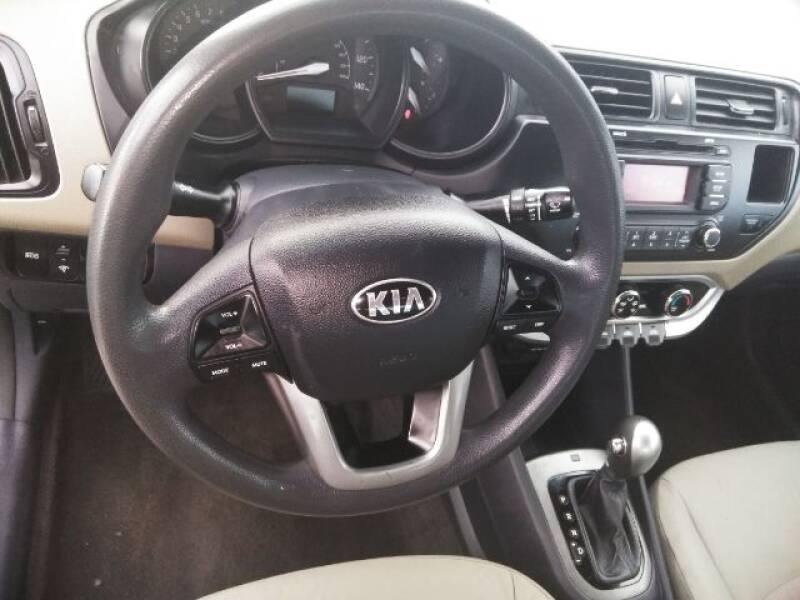 2015 Kia Rio LX 4dr Sedan 6A - Montgomery AL