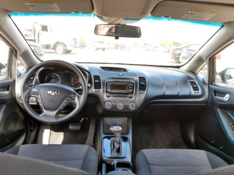 2018 Kia Forte LX 4dr Sedan 6M - Montgomery AL