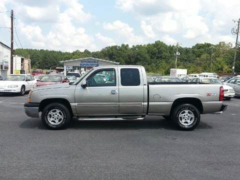 2003 Chevrolet Silverado 1500 for sale in York, SC