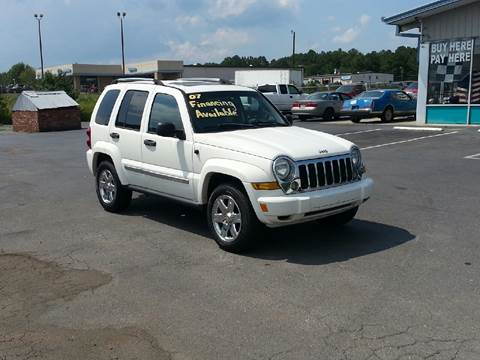 2006 Jeep Liberty for sale in York, SC