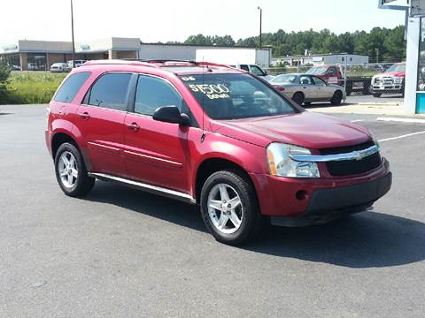 2005 Chevrolet Equinox for sale in York, SC