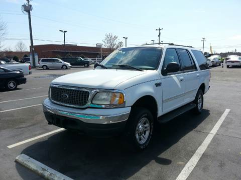 2001 Ford Expedition for sale in York, SC
