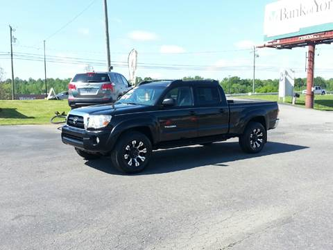2007 Toyota Tacoma for sale in York, SC