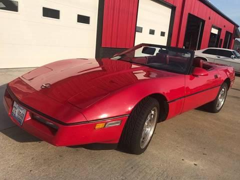 1990 Chevrolet Corvette for sale in Effingham, IL