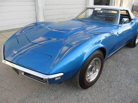 C3 Corvette For Sale >> 1968 Chevrolet Corvette For Sale Carsforsale Com