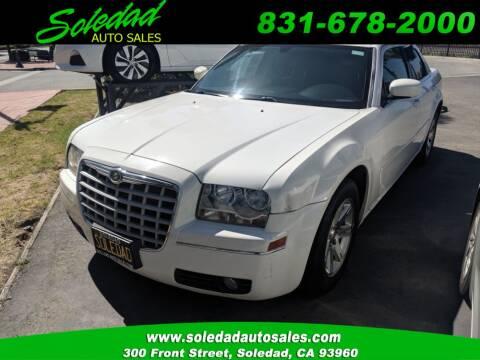 2006 Chrysler 300 for sale at Soledad Auto Sales in Soledad CA