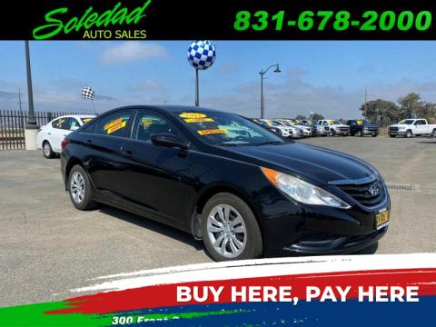 2012 Hyundai Sonata for sale at Soledad Auto Sales in Soledad CA