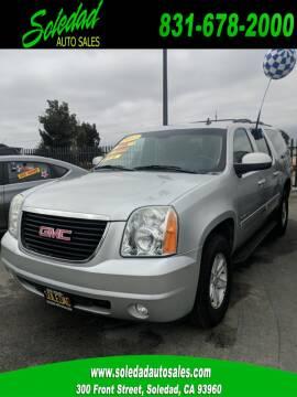 2012 GMC Yukon XL for sale at Soledad Auto Sales in Soledad CA