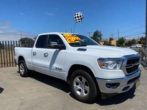 2019 RAM Ram Pickup 1500 for sale at Soledad Auto Sales in Soledad CA
