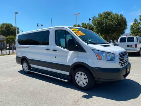 2017 Ford Transit Passenger for sale at Soledad Auto Sales in Soledad CA