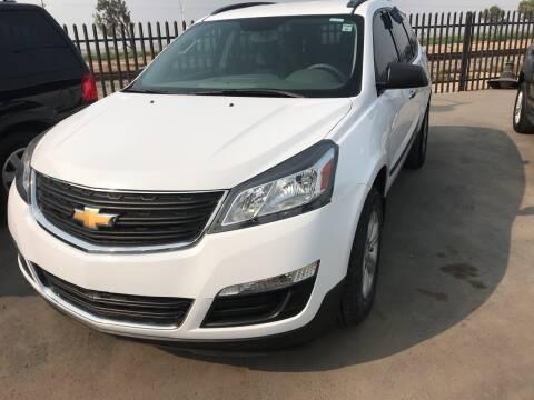 2017 Chevrolet Traverse for sale at Soledad Auto Sales in Soledad CA