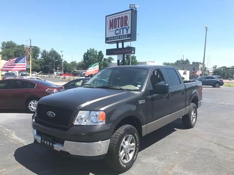 2005 Ford F-150 for sale in Wichita, KS