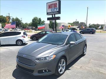 2013 Ford Fusion for sale in Wichita, KS