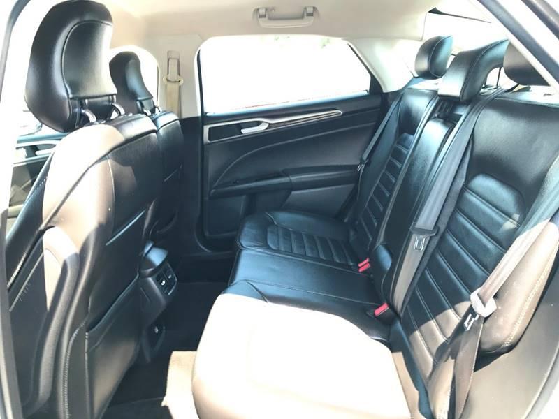 2013 Ford Fusion SE 4dr Sedan - Wichita KS