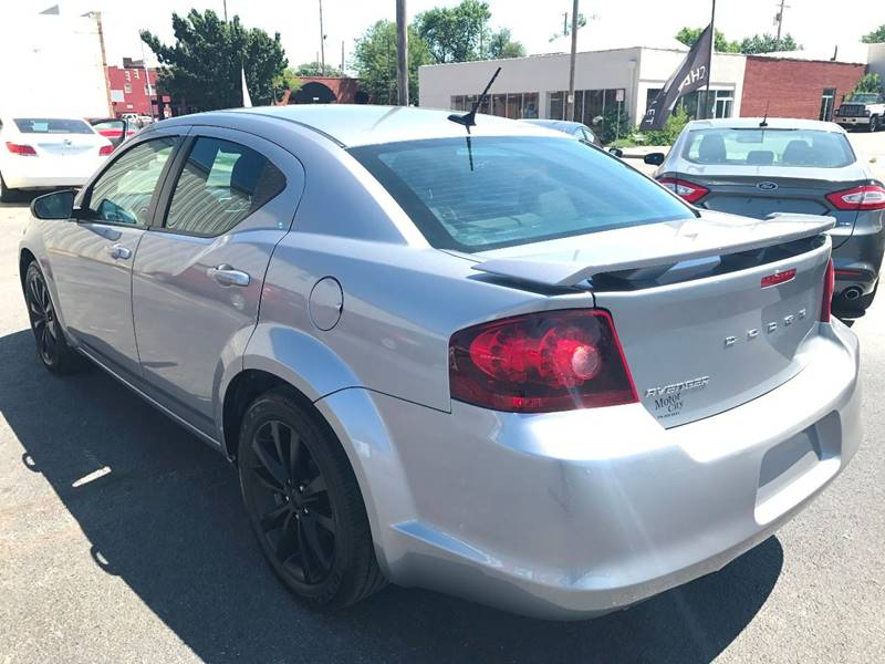 2014 Dodge Avenger SE V6 4dr Sedan - Wichita KS