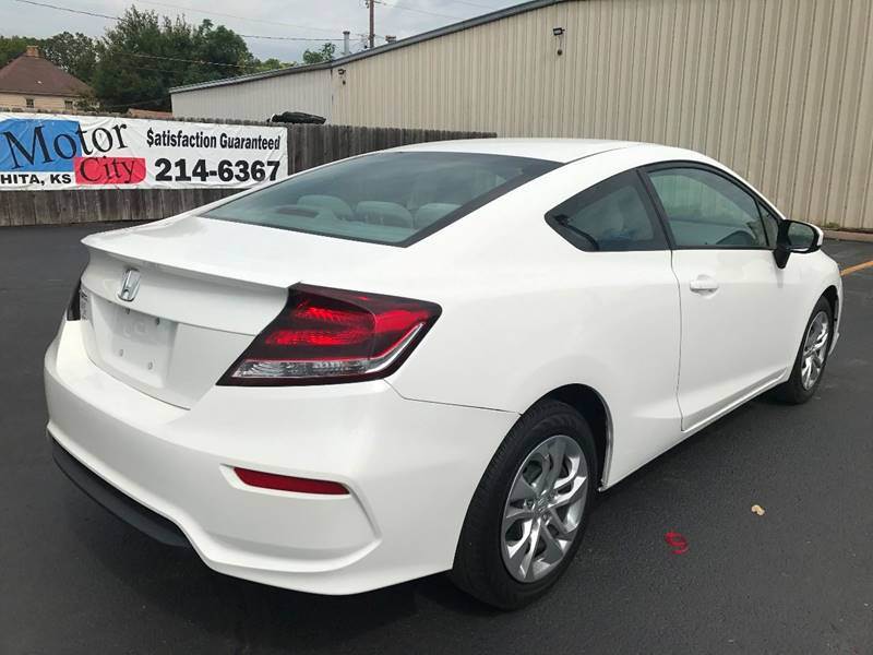 2015 Honda Civic LX 2dr Coupe CVT - Wichita KS