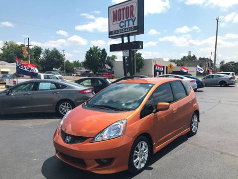 2011 Honda Fit for sale in Wichita, KS