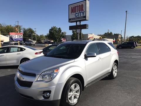 2012 Chevrolet Equinox for sale in Wichita, KS
