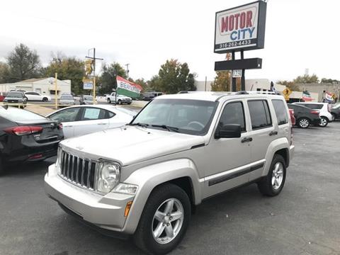 2008 Jeep Liberty for sale in Wichita, KS