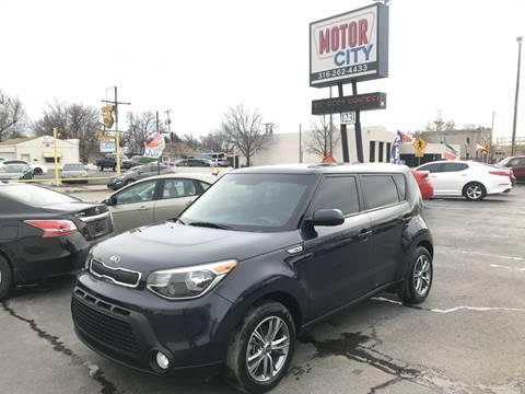 2016 Kia Soul for sale in Wichita, KS