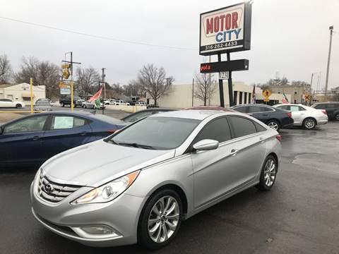 2013 Hyundai Sonata for sale in Wichita, KS