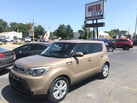 2015 Kia Soul for sale in Wichita, KS