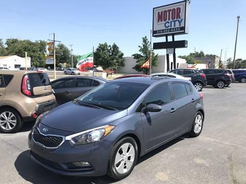 2016 Kia Forte5 for sale in Wichita, KS