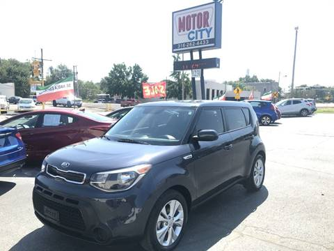 2015 Kia Soul for sale in Wichita, KS