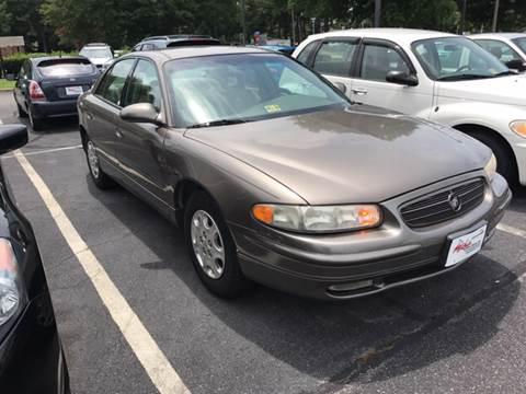 2004 Buick Regal for sale at Mike's Auto Sales INC in Chesapeake VA