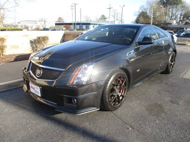 2015 Cadillac Cts V 2dr Coupe In Chesapeake Va Mike S Auto Sales Inc