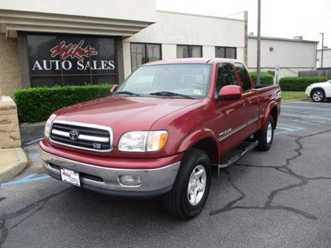 2000 Toyota Tundra for sale at Mike's Auto Sales INC in Chesapeake VA