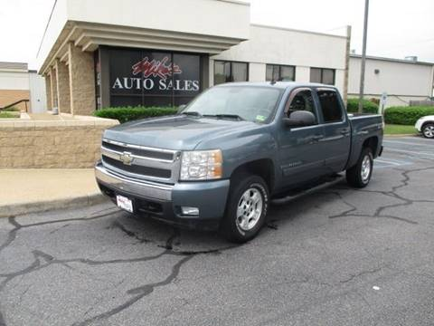 2007 Chevrolet Silverado 1500 for sale at Mike's Auto Sales INC in Chesapeake VA
