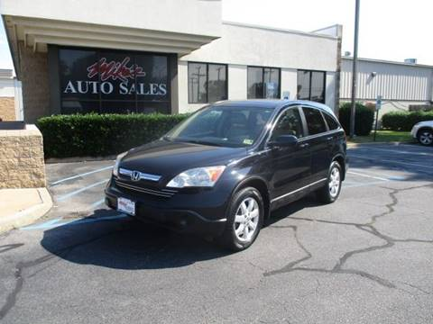 2008 Honda CR-V for sale at Mike's Auto Sales INC in Chesapeake VA