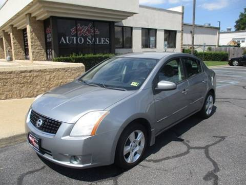 2009 Nissan Sentra for sale at Mike's Auto Sales INC in Chesapeake VA