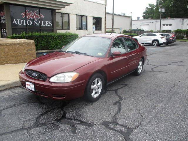 2004 Ford Taurus for sale at Mike's Auto Sales INC in Chesapeake VA