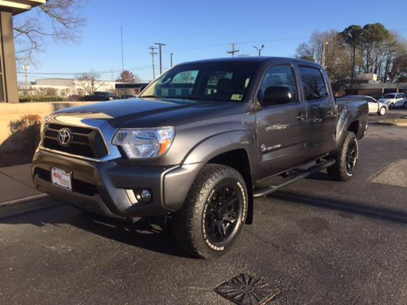 2015 toyota tacoma 4x2 prerunner v6 4dr double cab 5 0 ft sb 5a in chesapeake va mike 39 s auto. Black Bedroom Furniture Sets. Home Design Ideas