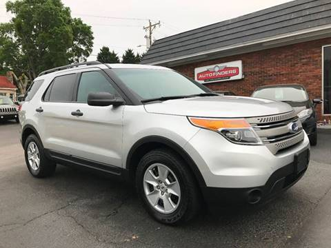 2012 ford explorer for sale in hickory nc - Ford Explorer 2012 Black