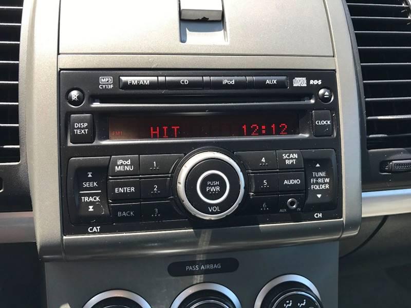2012 Nissan Sentra 2.0 SR 4dr Sedan - Hickory NC