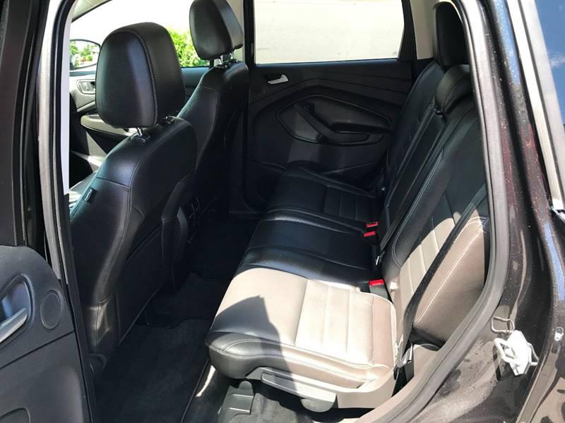 2014 Ford Escape Titanium 4dr SUV - Hickory NC