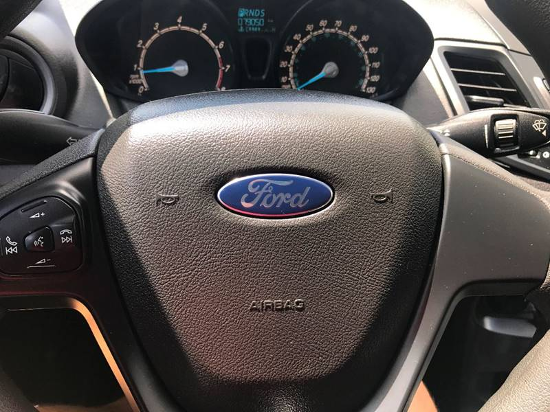 2014 Ford Fiesta S 4dr Hatchback - Hickory NC